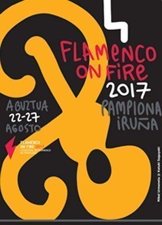 FESTIVAL FLAMENCO ON FIRE. Cañizares y la Orquesta Sinfónica de Navarra