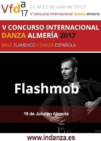 FESTIVAL INDANZA. Flashmob. Jesús Fernández