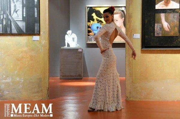 'A Taste of Spain' Flamenco en el Museo Europeo de Arte Moderno de Barcelona