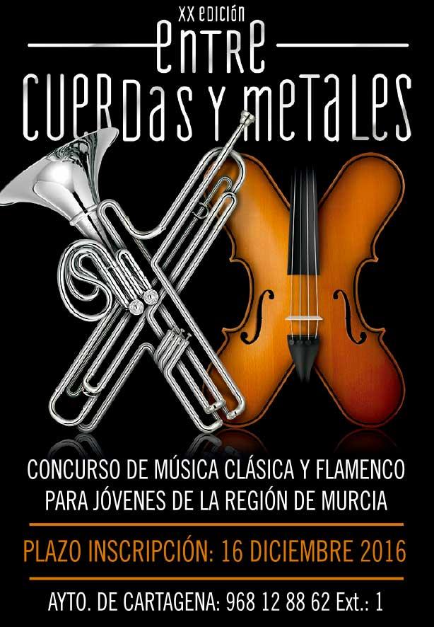 cartel-concurso-entre-cuerdas-y-metales-cartagena-2017