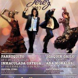 cursos CBJ Festival Jerez 2017