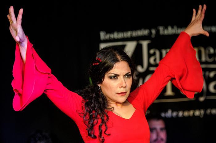 Show flamenco en jardines zoraya granada - Los jardines de zoraya ...