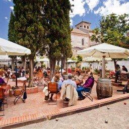 Jardines de zoraya flamenco en vivo - Los jardines de zoraya ...