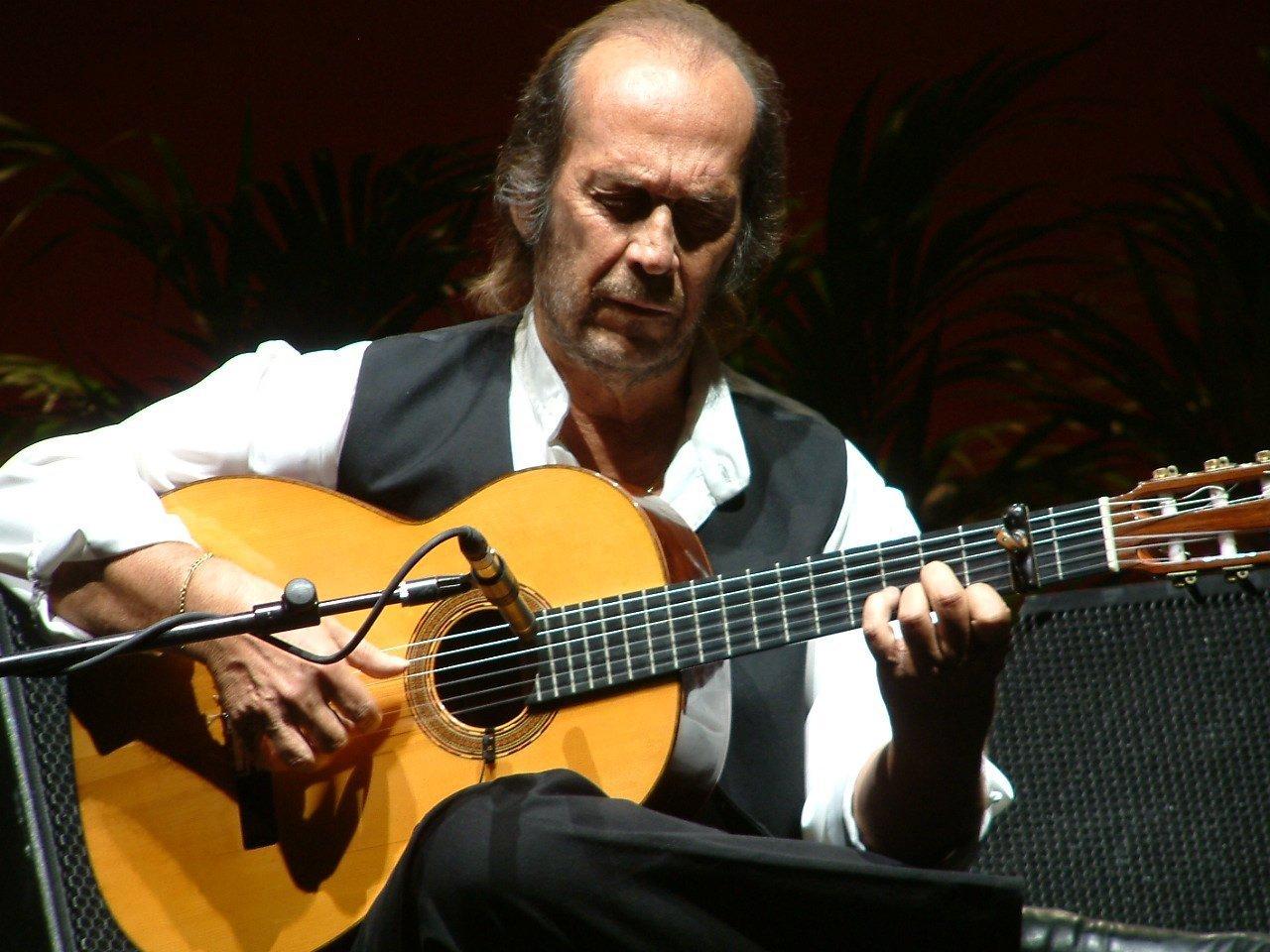 Biografia Paco de Lucía - Compositor España