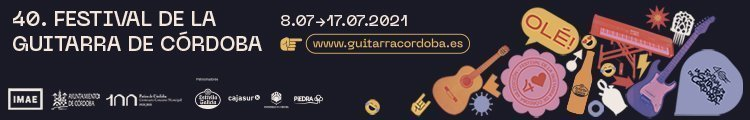Campaña Festival de la Guitarra de Córdoba 2021
