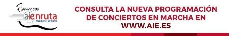 AIEnRUTa Flamencos Conciertos Ciclo 2021