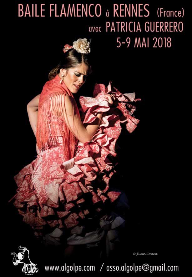 Stage de danse. Patricia Guerrero