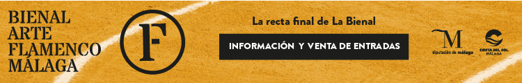 Banner Bienal Flamenco de Málaga 2021