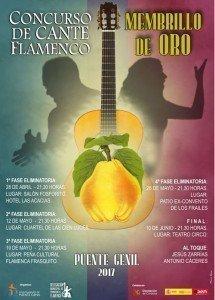 CARTEL-MEMBRILLO-DE-ORO-flamenco-2017
