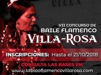 VII CONCURSO DE BAILE. Final