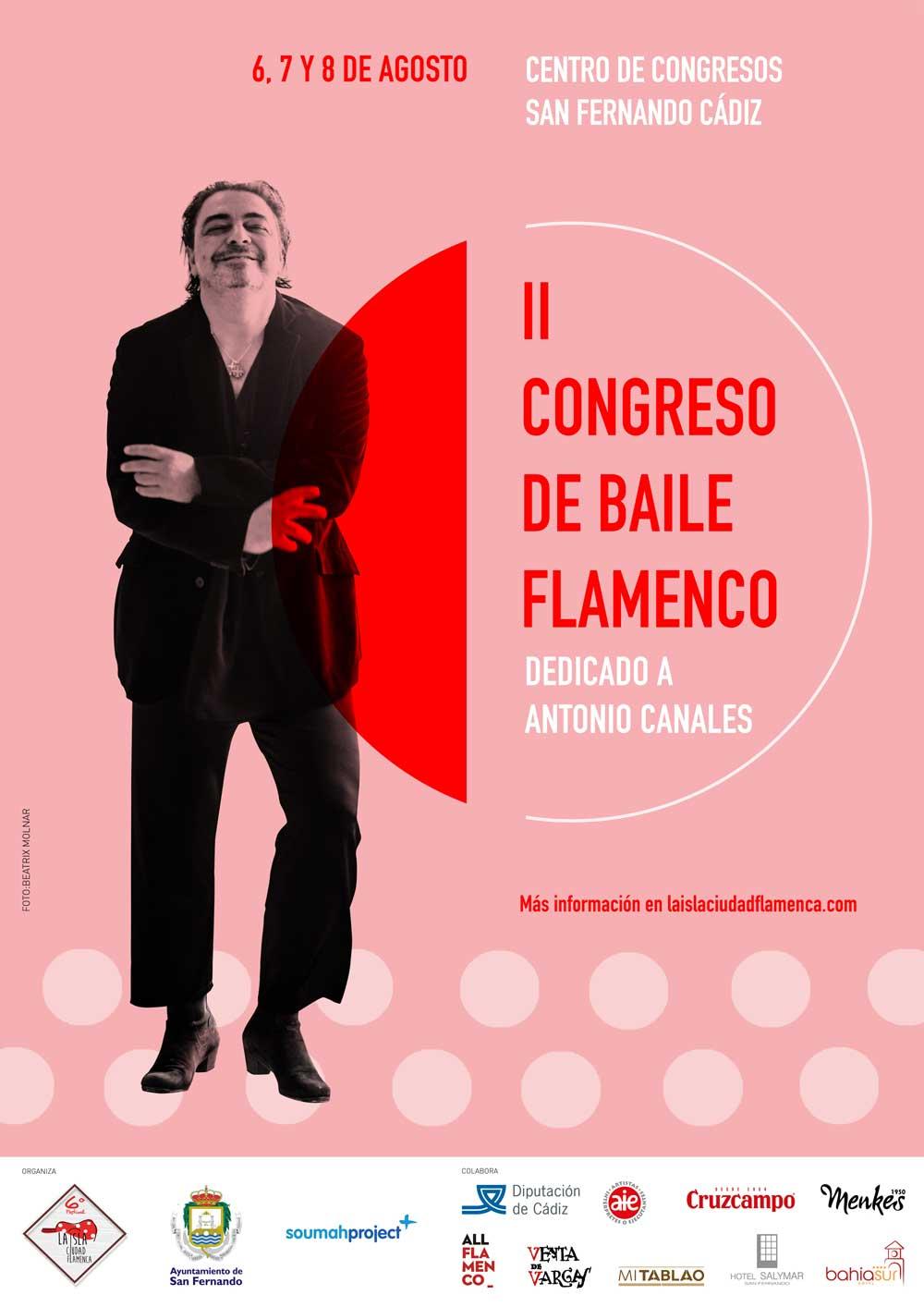 Congreso del Baile Flamenco. Homenaje a Antonio Canales