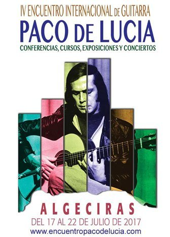 IV ENCUENTRO INTERNACIONAL DE GUITARRA PACO DE LUCÍA. Úrsula y Tamara López