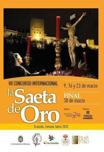 ©Ayto.Granada: Concurso de Saetas