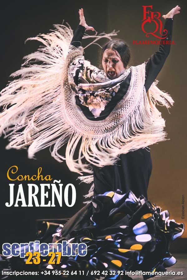 Cursos con Concha Jareño