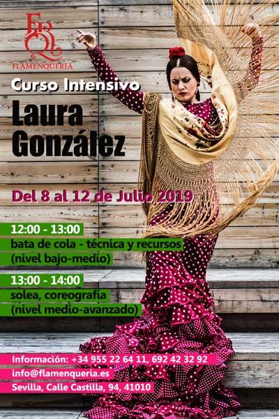 Curso Intensivo con Laura González