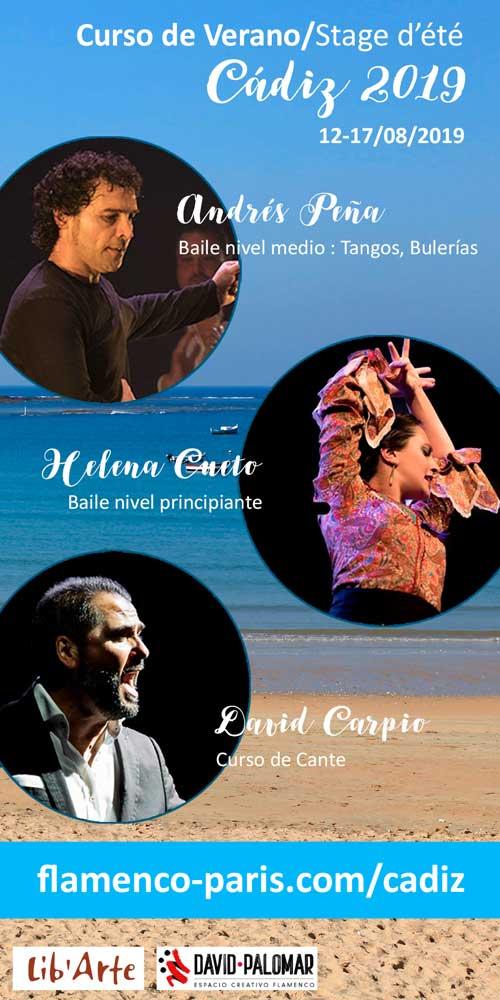 Cursos de Verano, con Helena Cueto. Baile nivel principiante