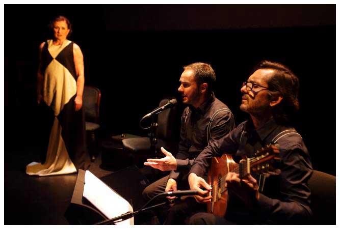 'Encendidas'. Lola López. Paco del Pozo y Jose Mª Gallardo del Rey