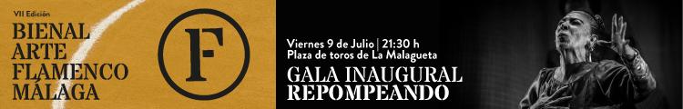 Bienal de Flamenco de Málaga 2021