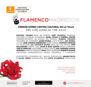 cartel-festival-Flamenco-Madrid-2016