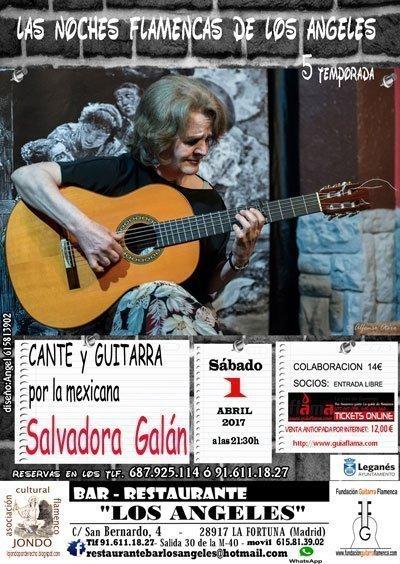 Salvadora Galán