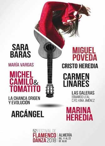 FESTIVAL. Sara Baras