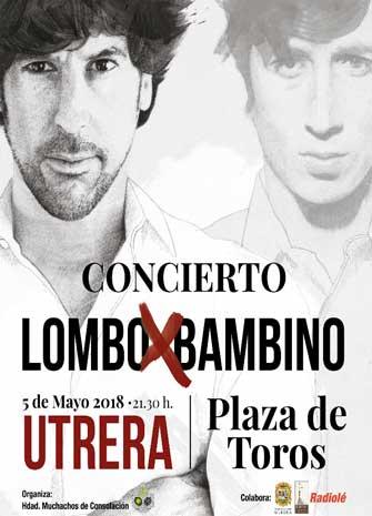 'Lombo x Bambino'. Manuel Lombo