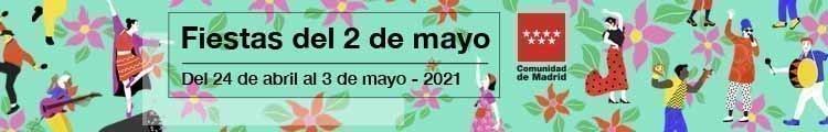 Campaña 2 de Mayo Comunidad de Madrid