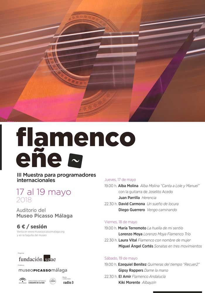 FLAMENCO Ñ